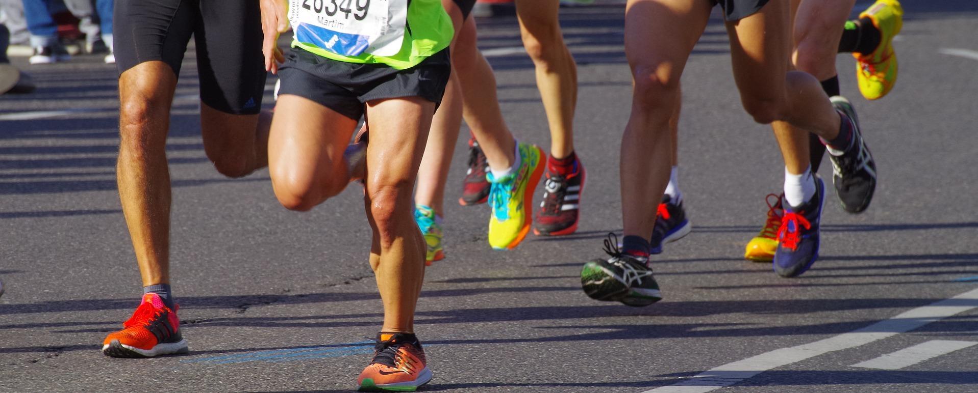 Joggen Cardio Ausdauer Läufer Laufen