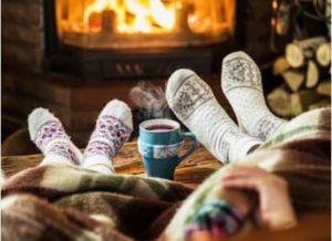 Entspannen an Weihnachten