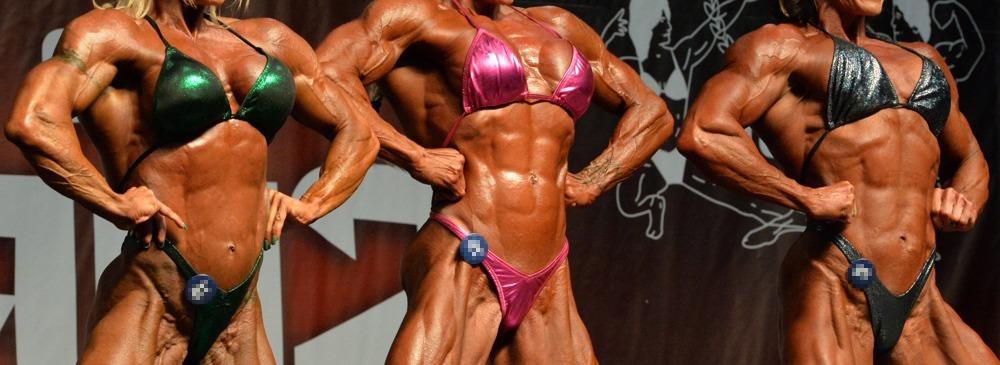 Frauen und die Angst vor Muskelbergen
