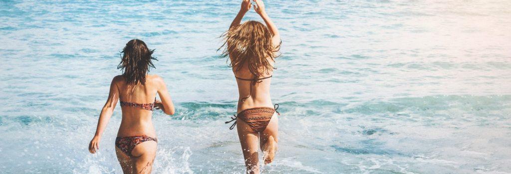 Bikinifigur Sommerfigur