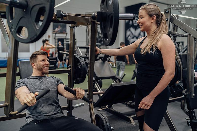 Erfolg mit Fitness in Wien