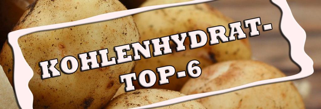 Kohlenhydratquellen Top 6