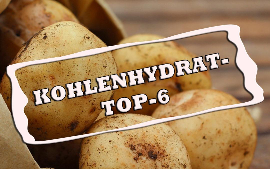 Meine Top-6-Kohlenhydrat-Quellen