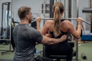 Martin Fiedler - Personal Training Coaching Lat Pull